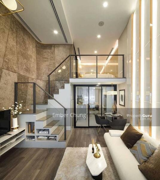 [RENO & FURNISHED] Cheras Duplex Platinum Condo Near KL   MRT & MALL   Walk to MRT #157714991
