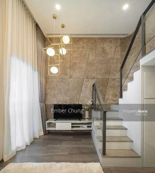[RENO & FURNISHED] Cheras Duplex Platinum Condo Near KL   MRT & MALL   Walk to MRT #157714997