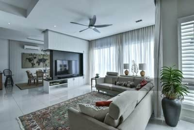 For Sale - Freehold New Phase Double Storey 20x70 Beside Eco Hill 1
