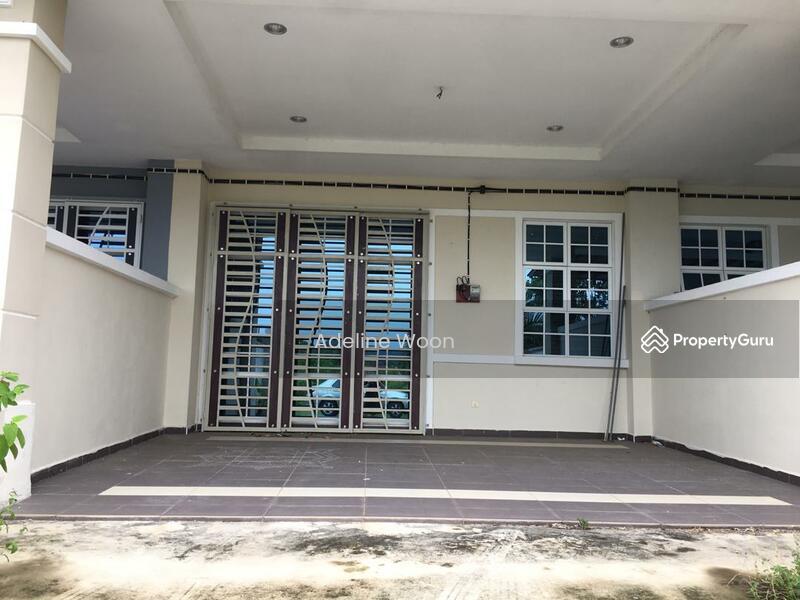 FREEHOLD Double Storey Terrace House Taman Ametis Tampin Negeri Sembilan For Sale #157813331