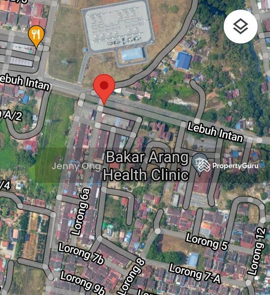 Kawasan Perindustrian Bakar Arang #162734443