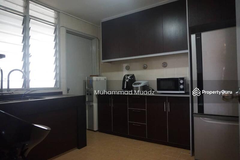 Condominium Putra Intan Dengkil Selangor Rumah Cantik, Kitchen cabinet, plaster ceiling, Semi Furnis #157842717
