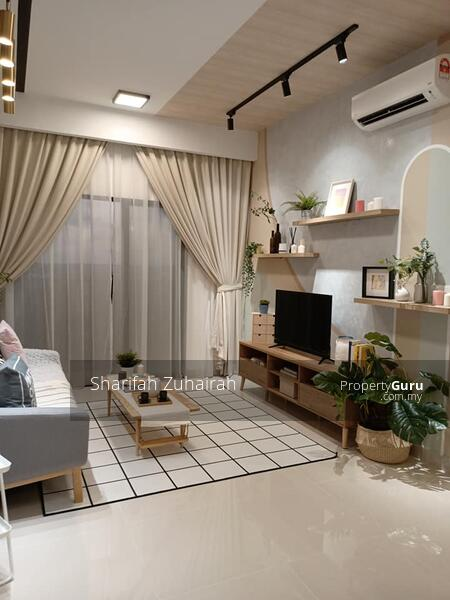 [FREEHOLD] Partially Furnished Serviced Apartment, Denai Alam, Shah Alam #157847695