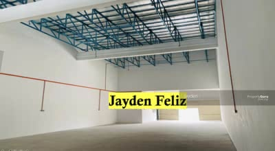 For Rent - Sungai Puyu industrial new factory for rent