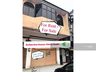 For Sale - Bercham Super Value Double Storey Shoplot