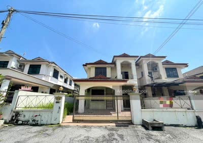 For Sale - Pasir Puteh Ipoh Double Storey a Semi Detached House
