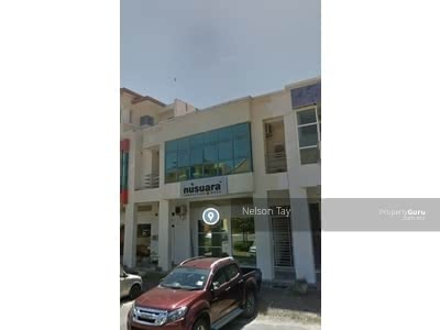 For Sale - Alamesra double storey shoplot / 1 borneo / ums / kota kinabalu