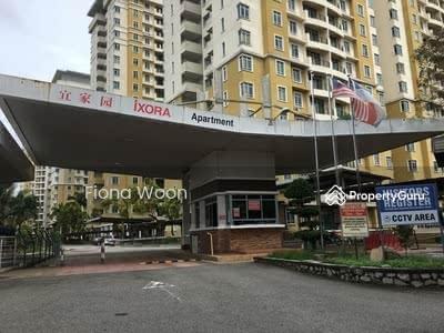 Disewa - Ixora Apartment (Bukit Beruang)