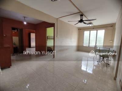 For Rent - Flat Sri Lanang (Desa Tebrau)