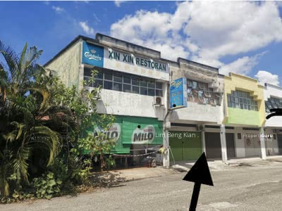 For Sale - 2 storey shop lot with swiftlet house