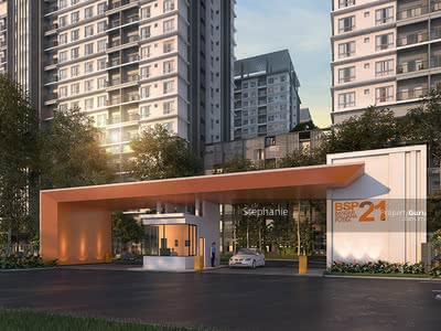 For Sale - BSP 21 @Puchong South ( 70 Facilities Condo)