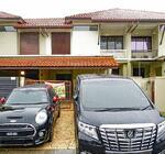 2 Storey Haouse Tropica 1, Jalan Tiang Seri Bukit Jelutong Shah Alam