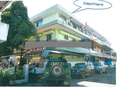 For Sale - 16/6/2021 BANK LELONG Lot 61 (MDLD 4158), Block I, Bandar Singgamata, Jalan Bunga Raya, Lahad Datu