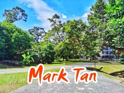 For Sale - Flat Land At Batu Maung, Suitable For Development