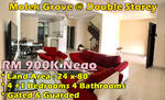 Molek Grove @ Double Storey Terrace House ( Gated & Guarded )