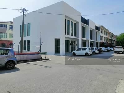 For Sale - 2 storey shop at The China town @Raja Uda , Butterworth