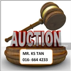For Sale - BANK LELONG ( SG WHERE RESIDENCES, SEKSYEN U19, SHAH ALAM ) RM 810K