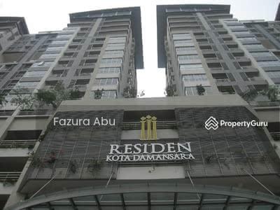 For Rent - I-Residence Service Apartment, Kota Damansara