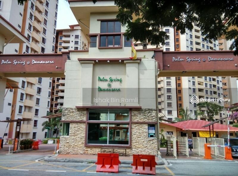 MURAH Palm Spring Condo., Kota Damansara #159256051