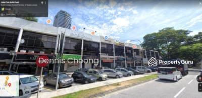 For Sale - Taman Tun Dr Ismail Ground Floor Shop