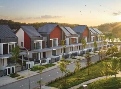 For Sale - THEME PARK 2 STOREY LANDED, 20MIN FROM TTDI