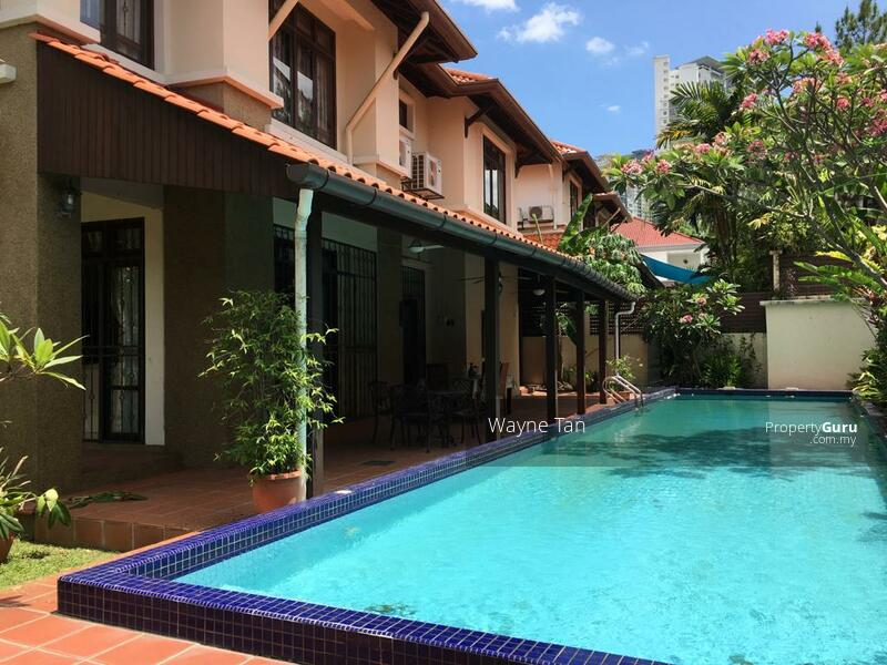 Three Storey Mutiara Damansara Bungalow #159643203