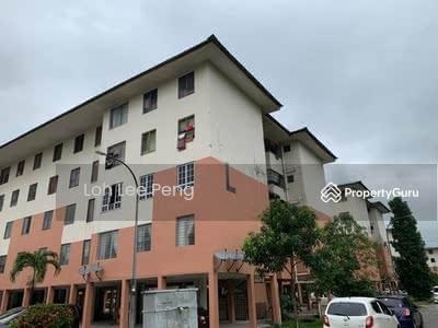 For Sale - Taman Desa Tebrau Flat @ Sri Lalang For Sale