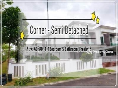 For Sale - Permas jaya, Senibong Villa Permas jaya, Senibong Villa Permas jaya, Senibong Villa