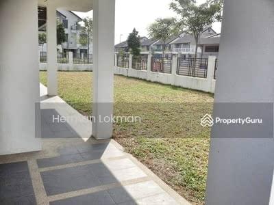 For Sale - CORNER LOT Freehold Double Storey Serissa Terrace Denai Alam Shah Alam