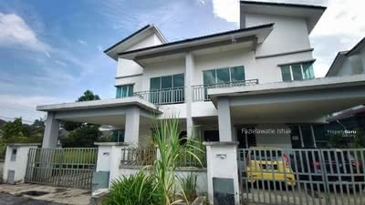 For Sale - Semi-D 2 Tingkat Taman Koperasi Perdana Chukai