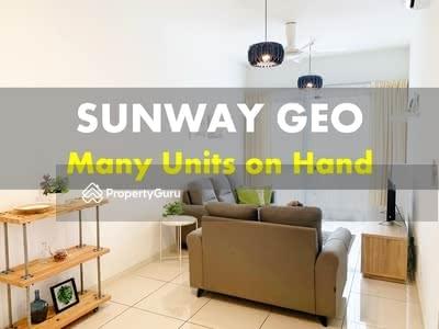 For Rent - Sunway GeoSense