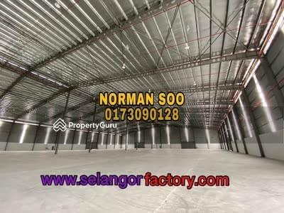 For Sale - 2, 400 Amp Factory For Sales in North Port, Port Klang, Klang Selangor