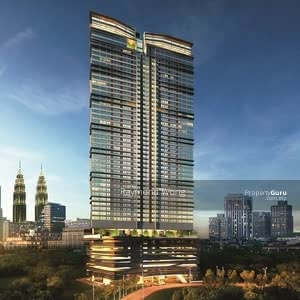 Dijual - [ Free Smart Home System ] 3km to KLCC, Walk to LRT, Hotel Concept Living