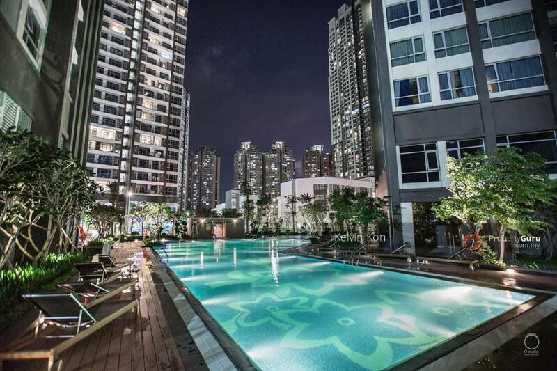 Freehold Condo [Cash Back Up To 90k] Free All Legal Fee High Rental Demand Kepong Segambut #159958533