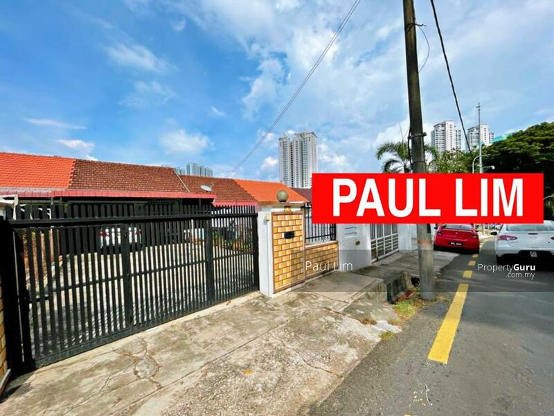 LANDED SALE 1 STOREY TERRACE AT JALAN FETTES FACING MAIN ROAD COMMERCIAL USE #160094303