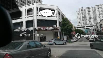 For Rent - Kepong Menjalara Corner Office To Let