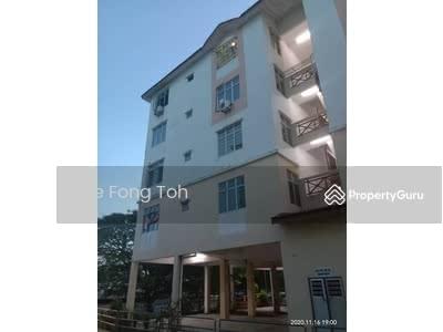For Sale - taman desa tebrau , Sri mas medium cost flat