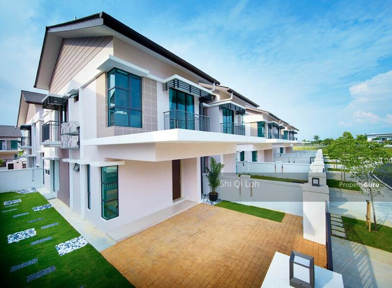 HOC BANGI 24x85 Freehold Double Storey with Fully Extend Gated and Guarded 15mins away from KL #160248533