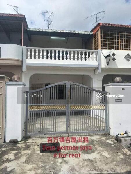 Permas Jaya Double Storey #160355843