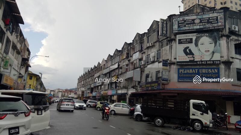 Pandan Indah - Corner lot, 1st Floor, Good for Shop/Office/Apartment #160493073