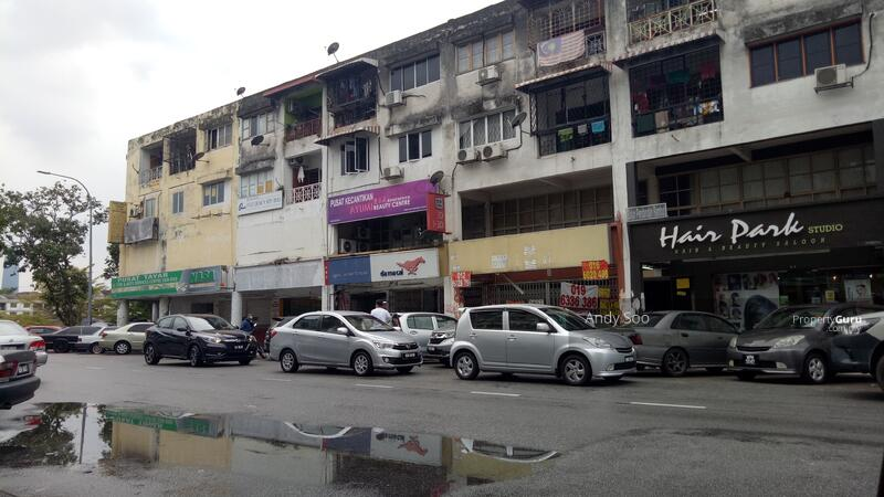 Pandan Indah - Corner lot, 1st Floor, Good for Shop/Office/Apartment #160493093