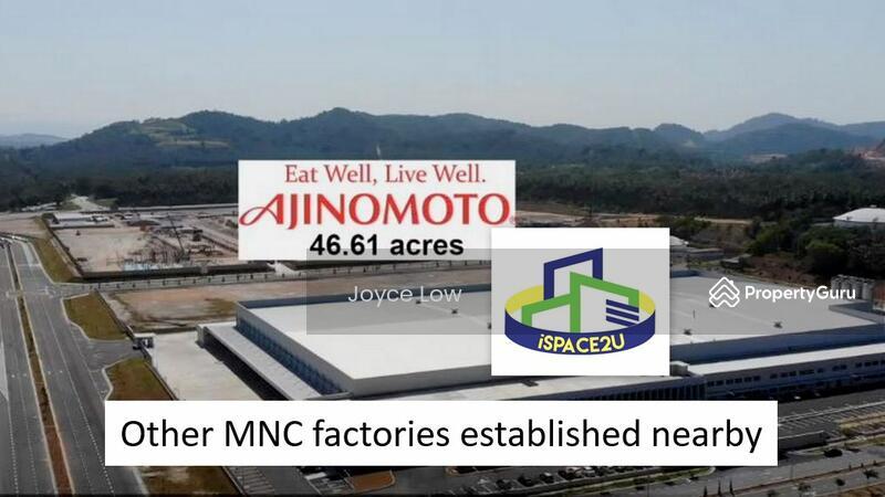 Semi Detached Factory for Sale at Bandar Enstek #160587303