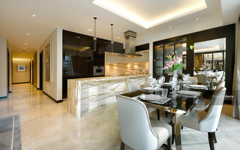 The Ritz-Carlton Residences, Kuala Lumpur #160628611