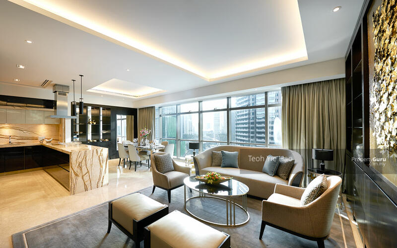 The Ritz-Carlton Residences, Kuala Lumpur #160628617
