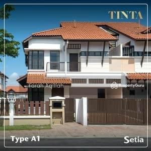 For Sale - Semi-D Shah Alam, Tinta Alam Impian