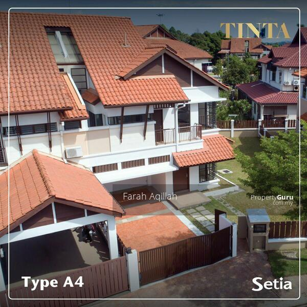 Semi-D Shah Alam, Tinta Alam Impian #160645065