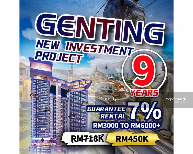 Grand Ion Majestic @ Genting Highlands #168568179