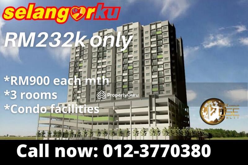 Rsku Cheras Bangi Semenyih Rumah Selangorku Bandar Sri Kesuma Semenyih Selangor 3 Bedrooms 860 Sqft Apartments Condos Service Residences For Sale By Ryo Ho Rm 232 000 32577917