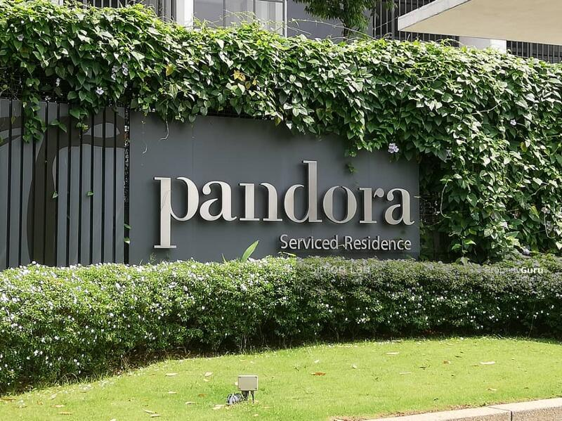 Pandora @ Tropicana Metropark #160740813