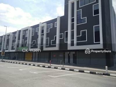 For Sale - Pusat Perniagaan Pengkalan Putra